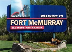 British in Fort McMurray