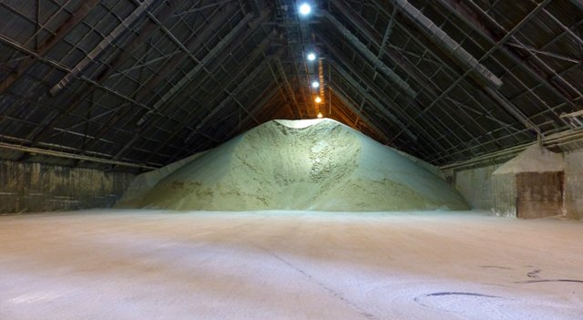 Things to do for free in Toronto. Experience a mountain of sugar through Doors Open Toronto.