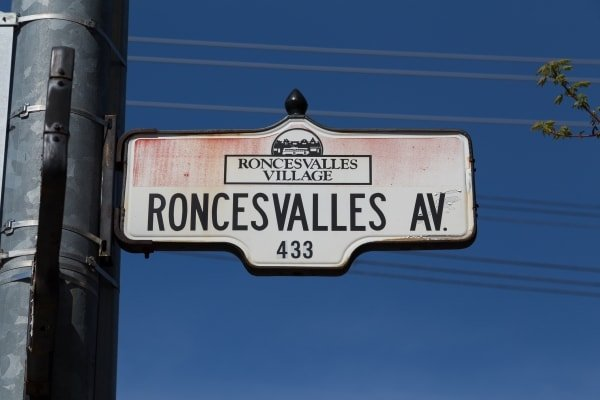 Toronto neighbourhoods: Roncesvalles